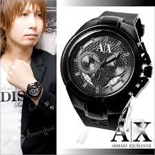 amonduul rakuten global market in armani birthday present in armani birthday present christmas for armani exchange armani exchange watch men ax1050 chronograph black