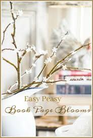 easy peasy book page faux booms
