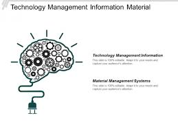 Research Portfolio Template Technology Management Information Material Management