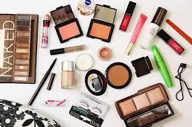 pin it beauty makeup essentials for a weekend getaway