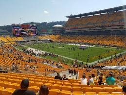 Heinz Field Virtual Seating Chart Heinz Field Section 218 Rateyourseats Com