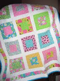 Lap or Baby Quilt Pattern....Quick and Easy LAYER Cake or Fat ... & Lap or Baby Quilt Pattern....Quick and Easy LAYER Cake or Fat Adamdwight.com