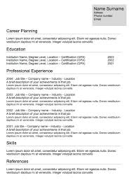 Curriculum Vitae Resume Curriculum Vitae Cv Resume Samples Resume Format