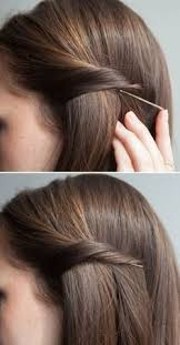 Simple Hairstyle For Long Hair 12 simple & easy hairstyles for girls who are always in a hurry 2655 by stevesalt.us