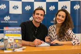 Max Fercondini e Amanda Richter