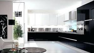 Cuisine Moderne Noire Jolie Daccoration Cuisine Moderne Noire Petite