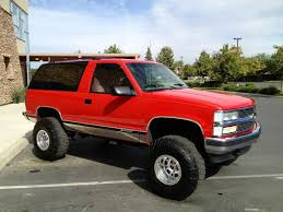 1992 2DR 4x4 Chevrolet Blazer, | Wheels - US - Chevrolet ...