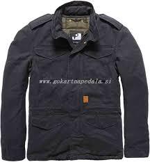 black casual jackets vintage industries dave m65 jacket 48292383