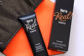 benefit they 39 re real remover mascara