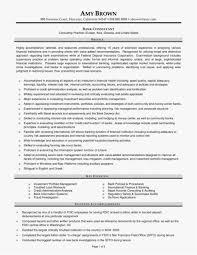 Resume Template Banking Resume Work Template