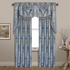 window curtain one rod window curtain sets elegant achim claire 6 piece curtain set