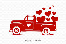 Rated 5.00 out of 5. Valentines Vintage Truck Svg Valentines Day Svg Love Svg 176081 Svgs Design Bundles