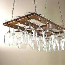 hanging wine glass rack hanging stemware rack ikea grundtal stainless steel hanging wine glass rack