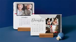 Custom Photo Calender Custom Calendars For 2019 Personalized With Your Photos