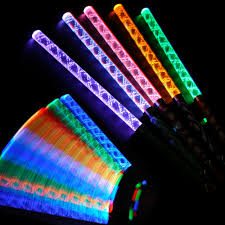 Led Christmas Light Sticks Us 11 81 10 Off 5pcs Colorful Led Luminous Light Sticks Light Sticks Christmas Party Birthday Party Gifts Concert Glow Sticks In Led Night Lights