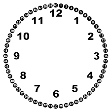 Free Blank Clock Face Printable Download Free Clip Art