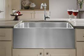 Best Stainless Steel Sinks 2017  Uncle Paulu0027s Top 5 ChoicesFarmhouse Stainless Steel Kitchen Sink
