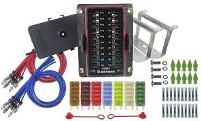 s13 fuse box labels wiring library prolec 20 way fuse block box holder kit mini blade caravan dual rh autoelec com au
