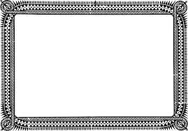diploma border template certificate border clipart free download best certificate border