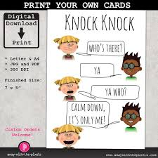 Small Picture knock knock joke for kids featuring a really cute pirate