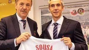Paulo Sousa już w Polsce. Kiedy odbędzie się konferencja selekcjonera? -  piłka nożna   Eurosport w TVN24