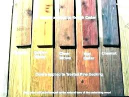 Sherwin Williams Deck Stain Colors Deck Stain Colors Sealer