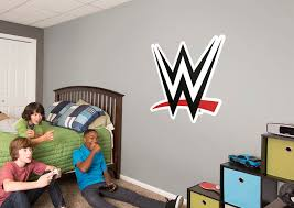 wwe wall decals
