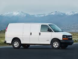 Plug-In Hybrid Chevrolet Express, GMC Savana Coming in 2015 ...