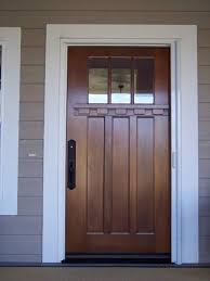 shaker front doorChic Exterior Entry Doors Shaker Style Door This Is 100 Solid Wood