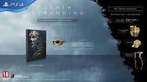 Hcc Game Design Buy Death Stranding Playstation 4 Special Edition Online