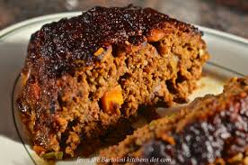 here it is the very much dela meatloaf recipe taa daa