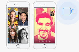 Facebook Video Chart Facebook Messenger Doubles Number Of Video Chats To 17