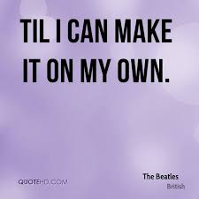 Make Your Own Quotes Stunning The Beatles Quotes QuoteHD