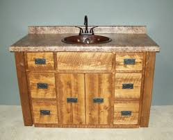 rustic pine bathroom vanities. Log Bathroom Vanities Rustic Cabin Within Pine Vanity Decorations 19 V