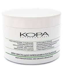 Kora <b>крем</b>-<b>маска для укрепления и</b> роста волос, 300 мл - купить ...