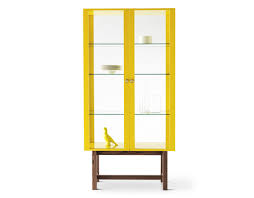 ikea storage furniture. this stockholm glassdoor cabinet has adjustable shelves and makes great storage furniture for ornaments ikea