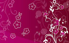 Pink Girly Backgrounds #6980787