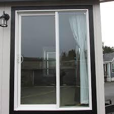 door sliding glass replacing a standard 36 entry door