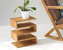 oak side table. 3 Tier Coffee Table Oak Side