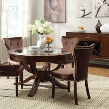 image of decor 48 inch round dining table