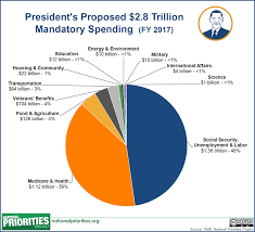 Who Owns Us Debt Pie Chart 2017 The Presidents 2017 Budget Proposal In Pictures