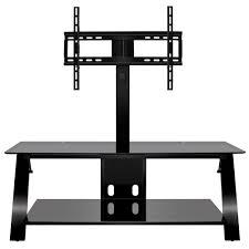 Tv Stand Black Generations 55 2 Shelf Tv Stand Black Pcrichardcom X7255
