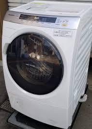 Máy Giặt Nhật Bãi Panasonic NA-VX3000R Lồng Nghiêng Giặt 9 Sấy 6 - 11tr