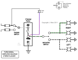 how to connect a 11 and 2 pin flasher relay wiring diagram 11 Pin Relay Schematic Diagram flashers and hazards throughout 2 pin flasher relay wiring diagram 11 pin relay wiring diagram