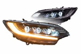 2014 2018 Honda Fit Xb Led Headlights Complete Housings From Morimoto