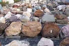 pa fieldstone boulders various boulders in our stone yard