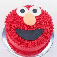 Sally Elmo Cake