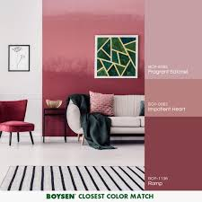 Boysen Philippines Color Chart Artistic And Mesmerizing The Ombre Look Is A Design Trend