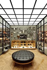 Man On The Boon, South Korea | The shop interior design concept is derived  from