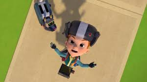 """Rusty Rivets - Frankie Fritz """"Greatest Inventor in the World"""" Overview on  Vimeo"""